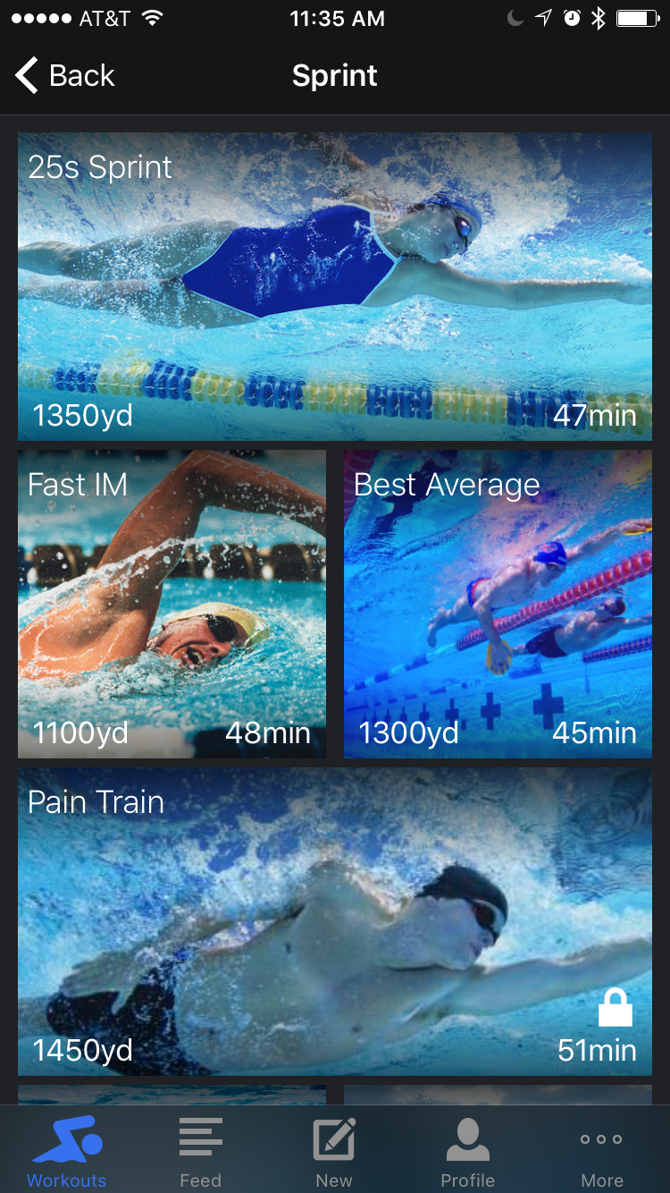 Get Your Own Personalized Swim Program Right Now It Only Takes A Few Minutes To Register And 39 S Absolutely Free Every Day You Can Have Diffe